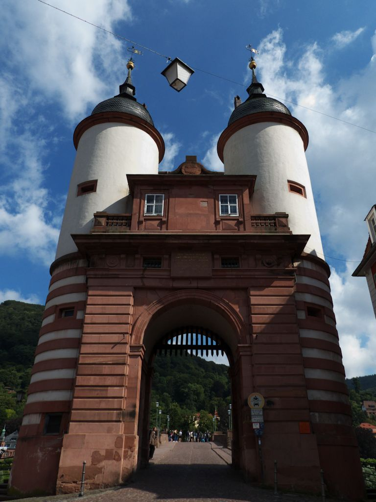 Heidelberg: Alte Brücke