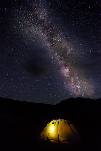 Basecamp in the Altai | by Greg Annandale