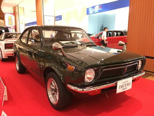 1972-1974 TOYOTA SPRINTER TRUENO