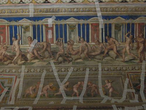 DSCN4178 _ Castello Estense, Ferrara (detail)