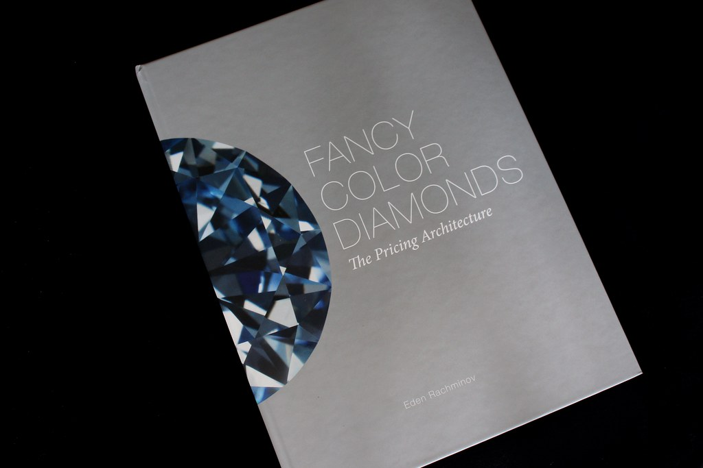 Book Review: Fancy Color Diamonds – The Pricing Architecture | Gem Gossip