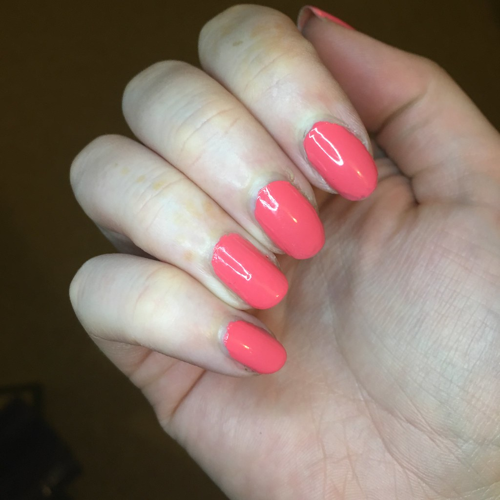 Barry M Daylight Curing