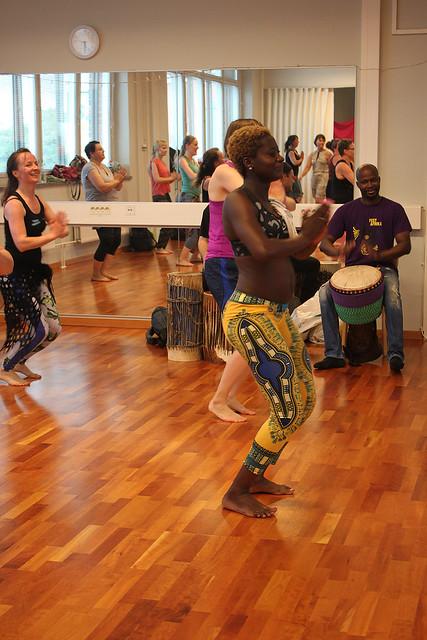 FEST AFRIKA 2016 Workshops