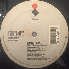 GRAND PUBA:360°(WHAT GOES AROUND)(LABEL SIDE-B)