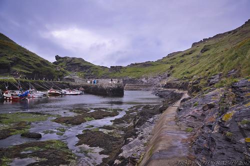 Boscastle Harbour | by JRT ©
