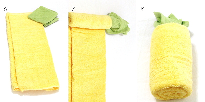 how-to-fold-pineapple-towels-2