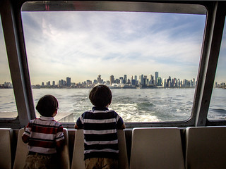 Vancouver Through the Window | by Jason Gallant.