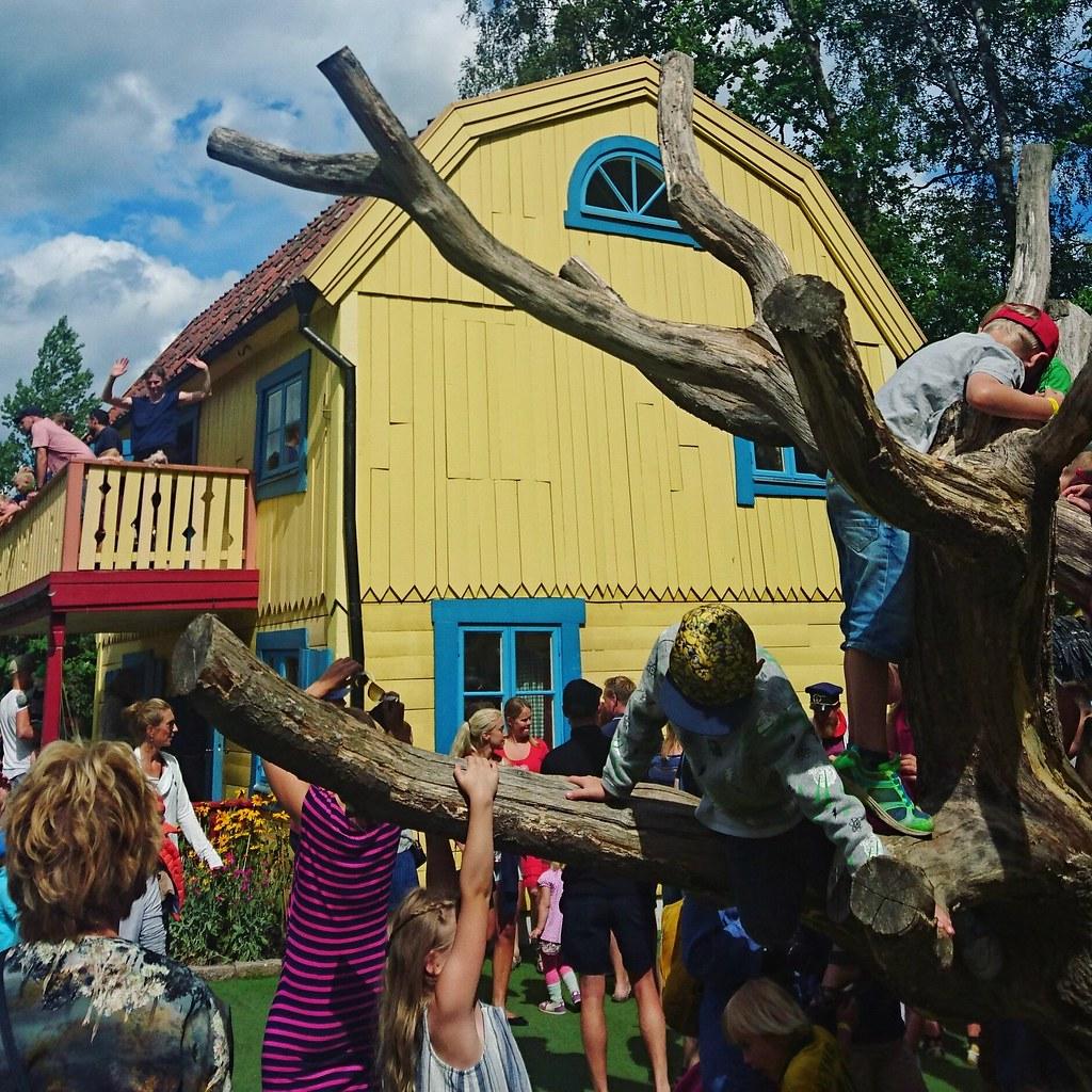 Astrid Lindgrenin maailma, Vimmerby, Ruotsi