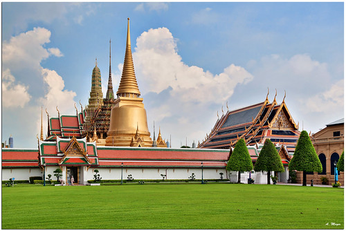 Bangkok, Grand Palace | by meypictures