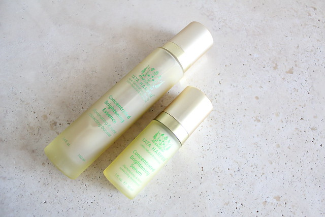 Tata Harper Concentrated Brightening Essence and Concentrated Brightening Serum review