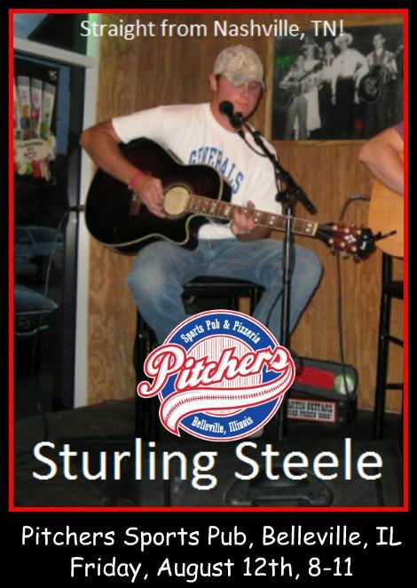 Sturling Steele 8-12-16