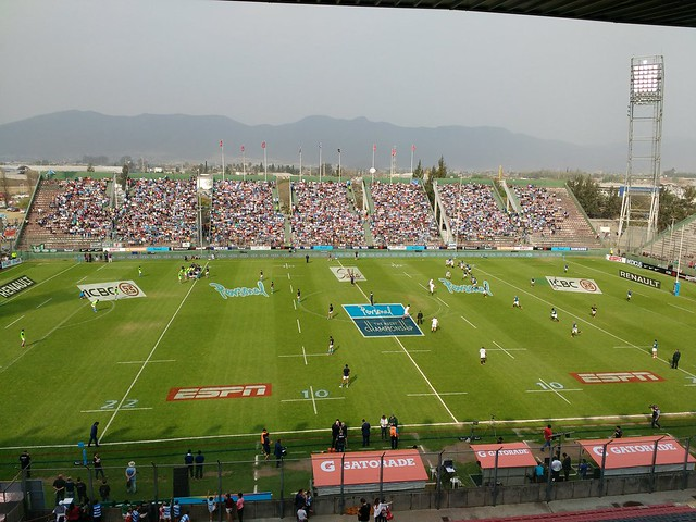 160827 vs. Sudáfrica en Salta