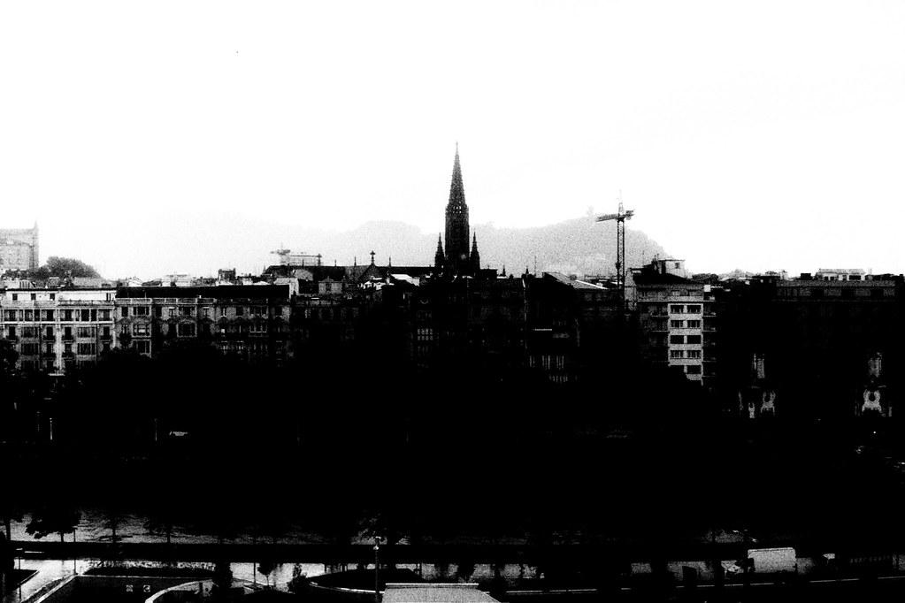 Catedral del Buen Pastor. Donostia.
