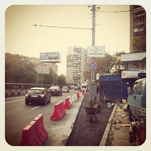 Помывка столичных дорог