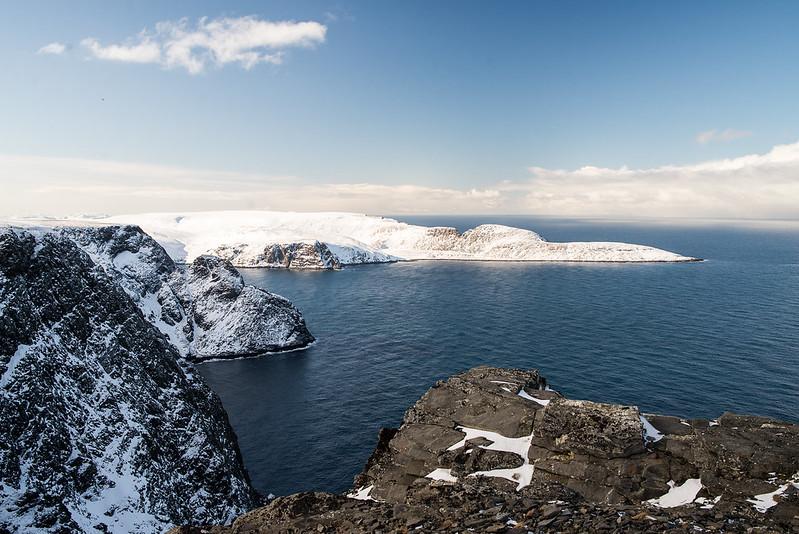 Cabo Norte, Magerøya