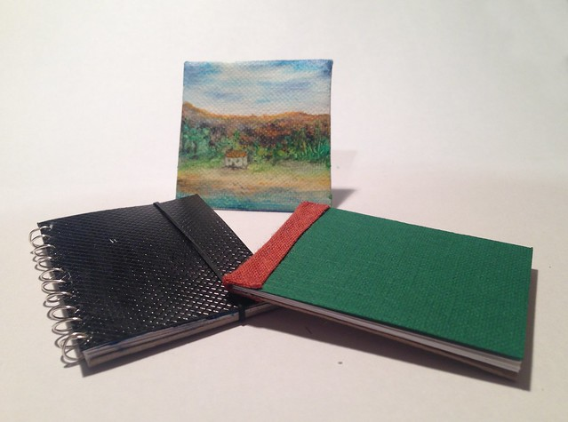 1/6th scale sketchpads