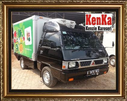 Karoseri Truck - 104