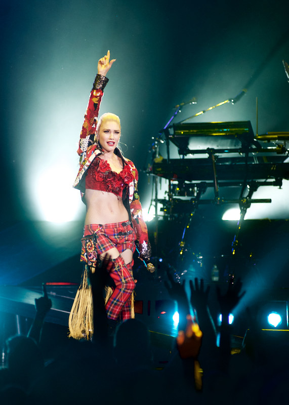 Gwen Stefani @ Hollywood Casino