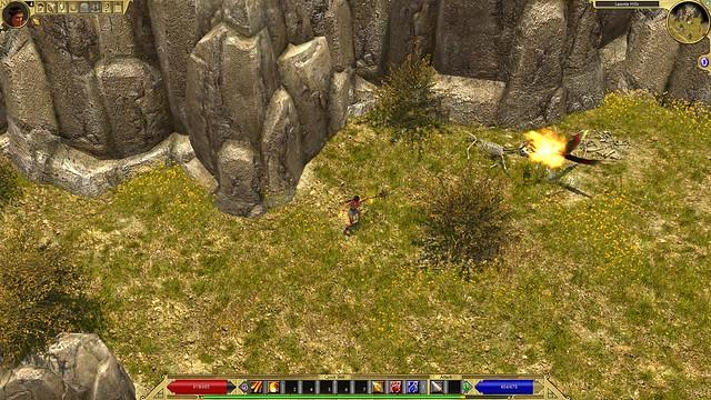 Titan Quest Defiler