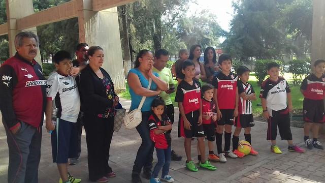 Atlas oficializa academia de futbol en Zapotlán el Grande