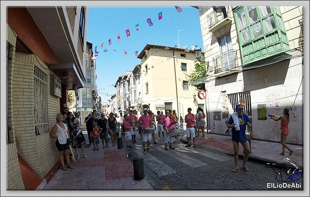 Briviesca en Fiestas 2016 Batalla del agua y Fiesta Zumba 2