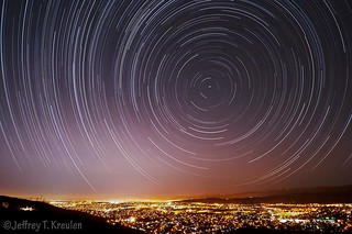 San Jose Star Trails | by Jeff Kreulen
