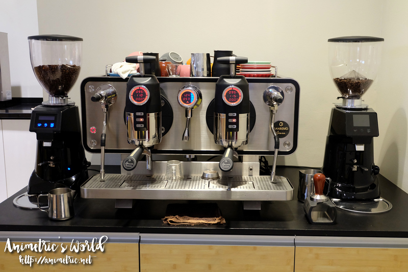 Sanremo Opera Coffee Machine