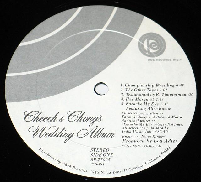 Cheech Chong's - Wedding Album