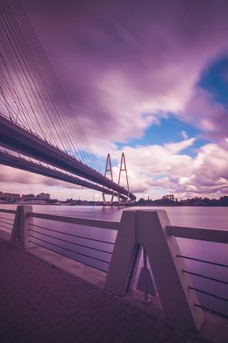 Bolshoy Obukhovsky Bridge