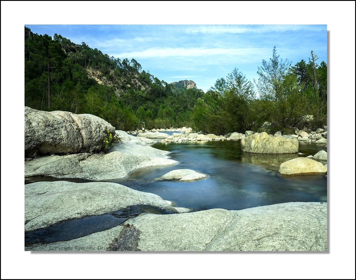 La rivière Solenzara 29388362690_954ec0f721_o