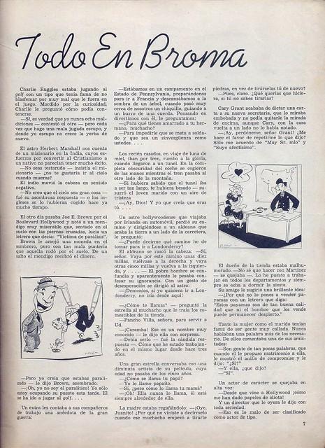 Cinelandia, Tomo XI Nº 1, Janeiro 1937 - 8