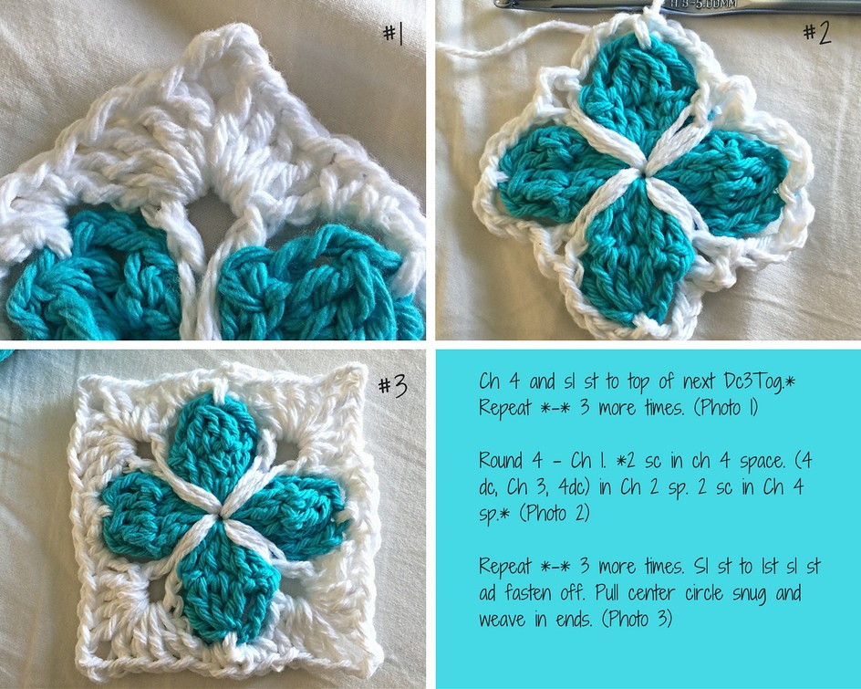 Stained Glas Potholder photo tutorial from Karla's Making It