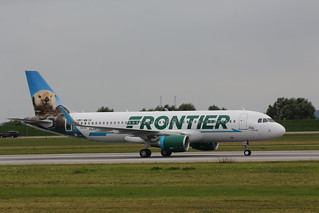 A320 Frontier Airlines N235FR