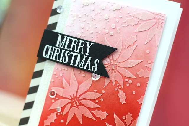 STAMPtember®-Tim Holtz Holiday Stamp & Stencil