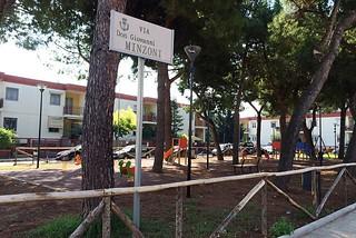 Noicattaro. Villetta via don Minzoni front