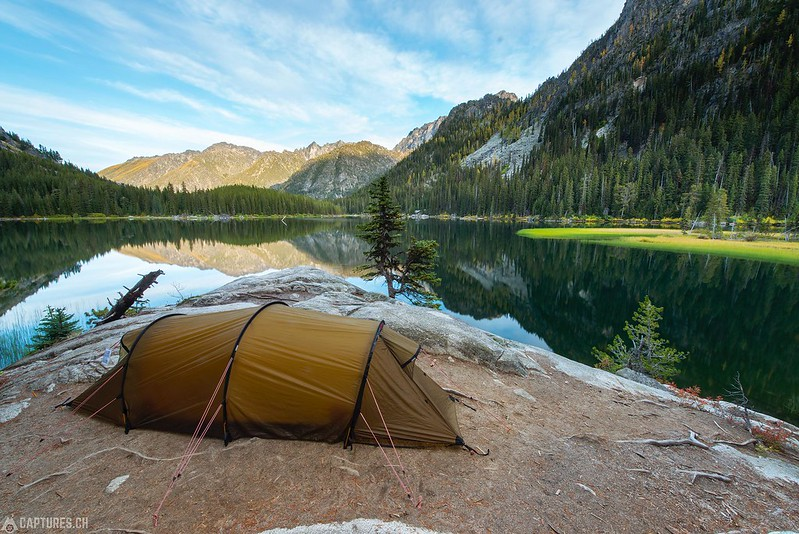Home - Alpine Lakes Widerness