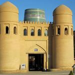 Khiva West Gate