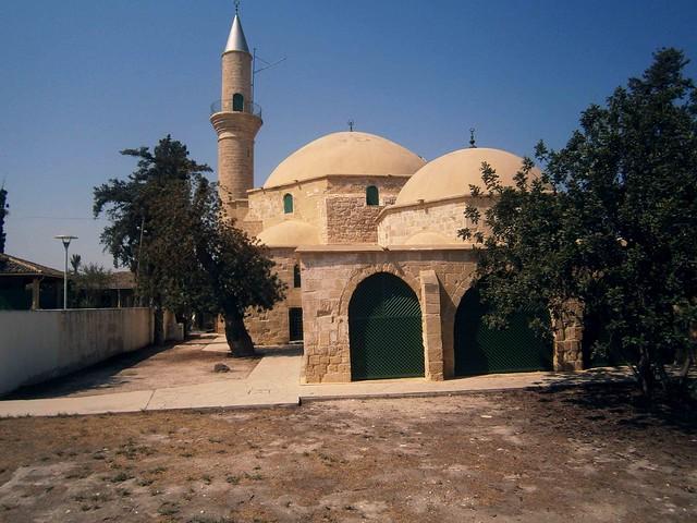 Hala Sultan Tekke Complex