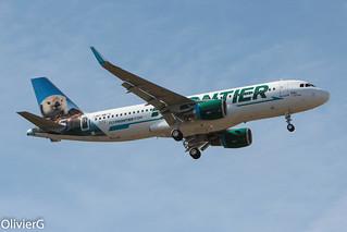 A320-214 Frontier MSN7272 F-WWIG (N235FR) - TLS