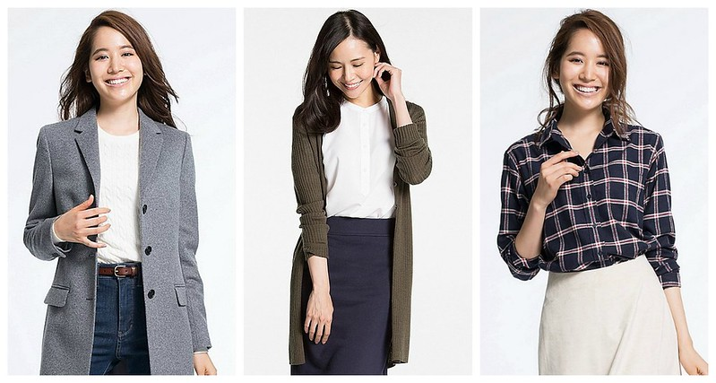 Looking Uniqlo for Fall; Style On Target blog