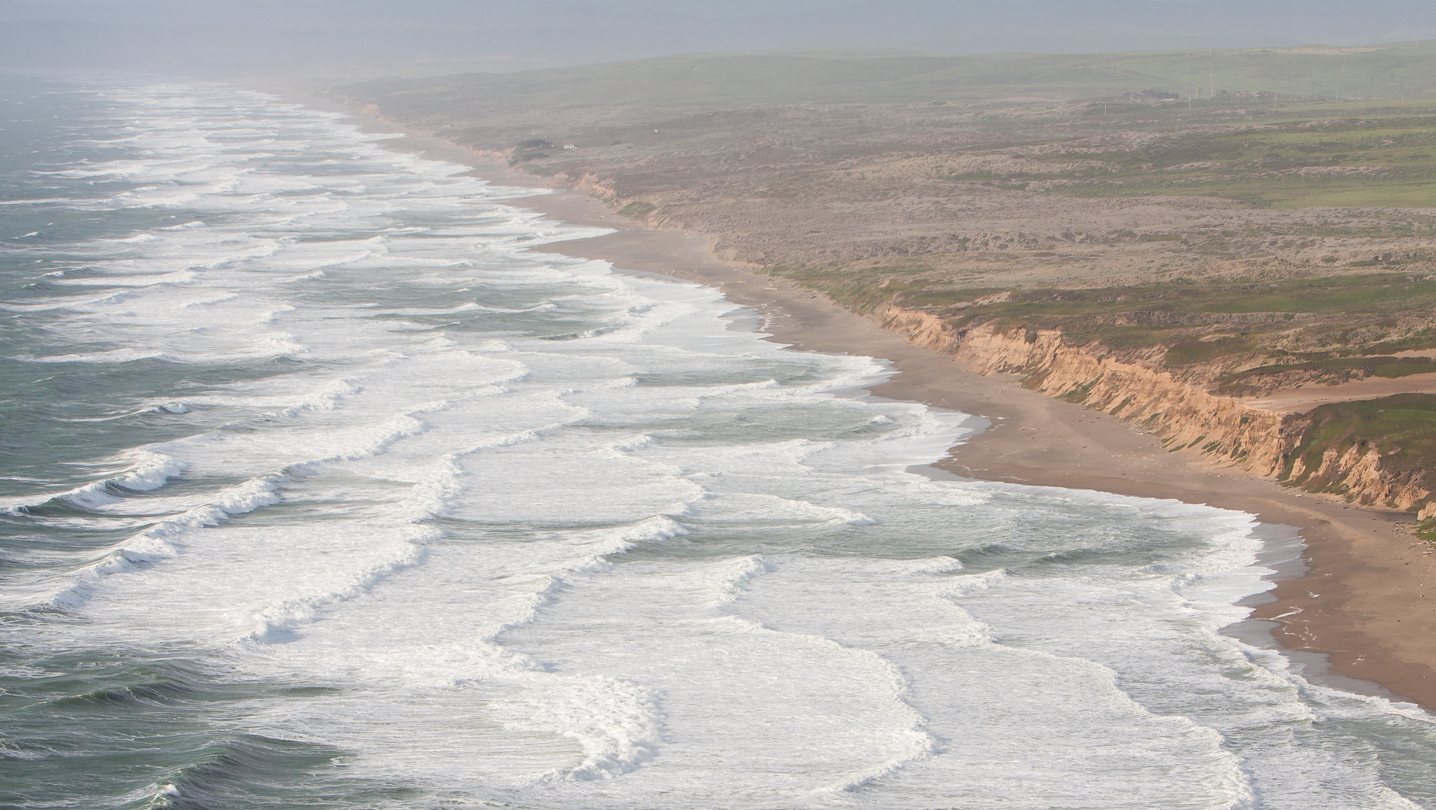 Waves at Point Reyes