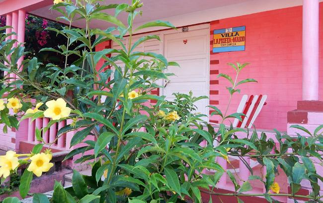 villa casa particular cuba-porch