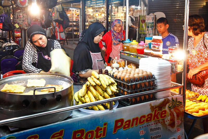 Roti Pancake Chiangmai