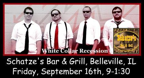White Collar Recession 9-16-16