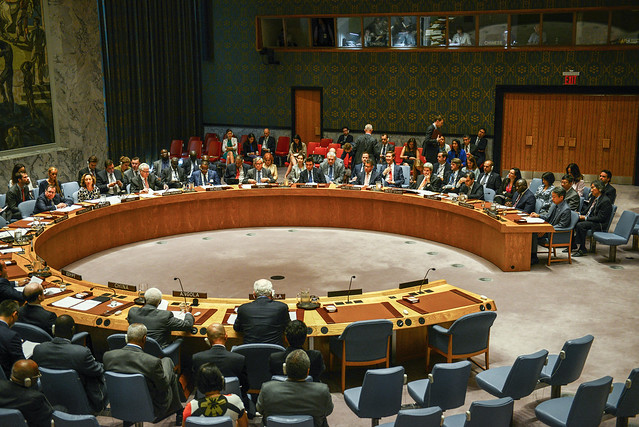 23 September 2016: United Nations Security Council Meeting