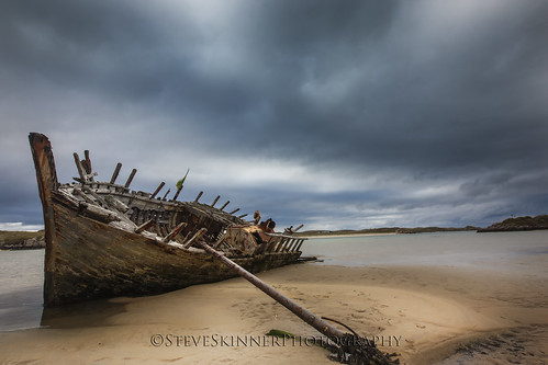 Prevailing Tide - Bunbeg Shipwreck, Donegal - Explore | by sjs61