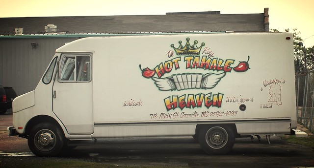 Hot Tamale Heaven Truck, Greenville MS