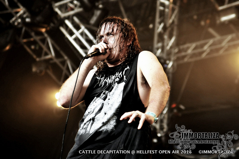 CATTLE DECAPITATION @ HELLFEST OPEN AIR 2016 CLISSON FRANCE 29574249482_606f9003fb_c
