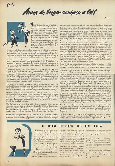 Lady, Nº 5, Fevereiro 1957 - 23