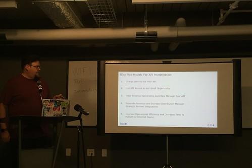 Rob Zazueta - The Five API Monetization Models